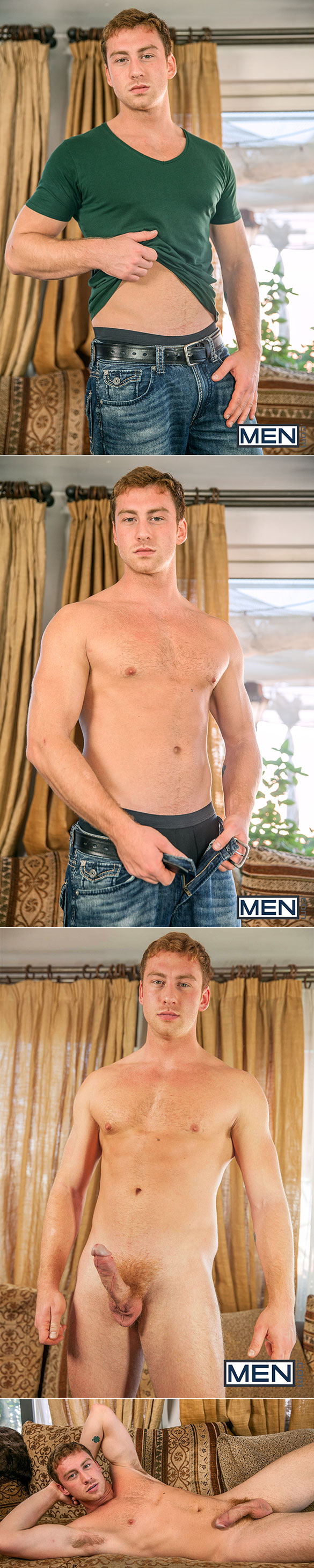 "Men.com: Connor Maguire fucks Allen King in ""#Pornstar, Part 3"""
