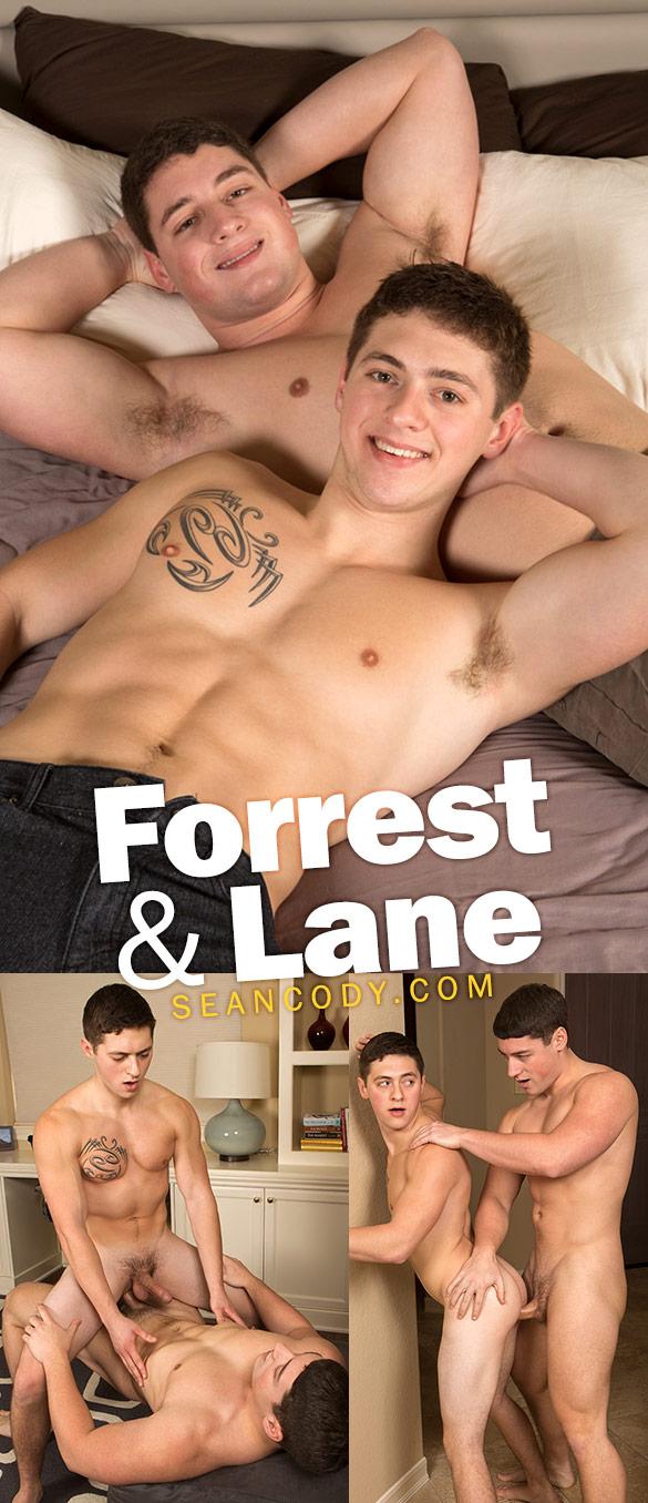 Sean Cody: Forrest bangs Lane raw