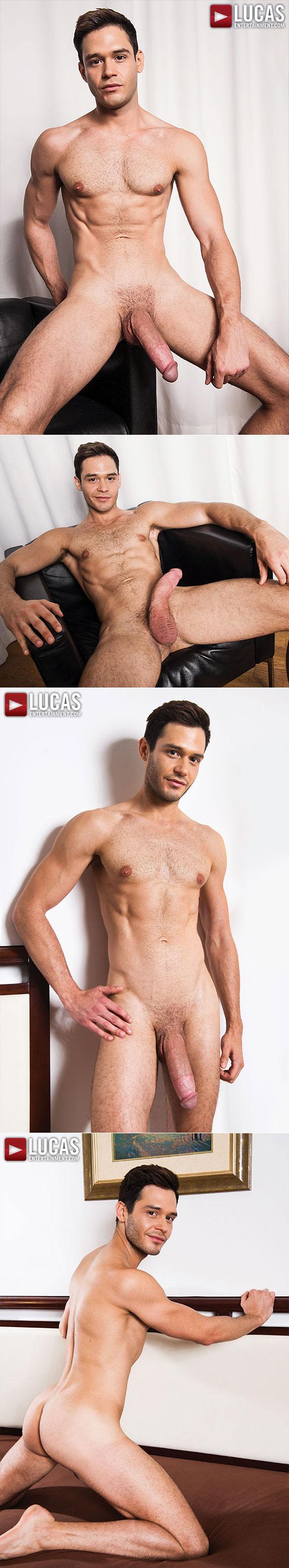 Lucas Entertainment: Leo Alexander and Tomas Brand's raw flip-fuck