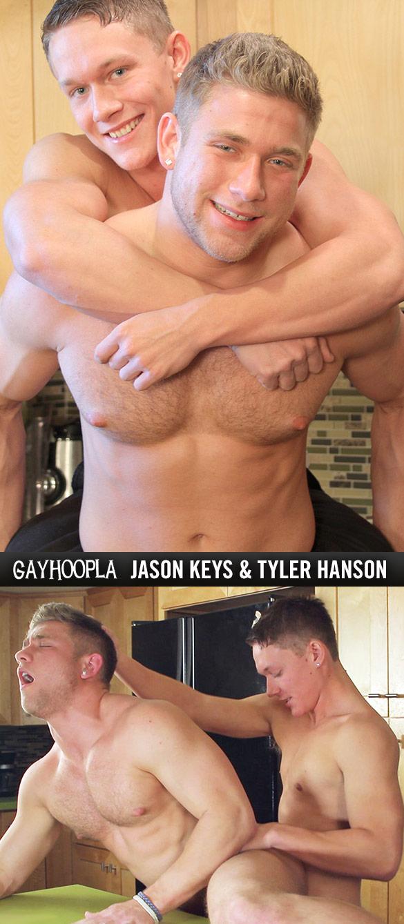 GayHoopla: Jason Keys fucks Tyler Hanson