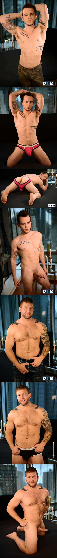 "Men.com: Colby Jansen fucks Colton Grey in ""The Imposter, Part 2"""