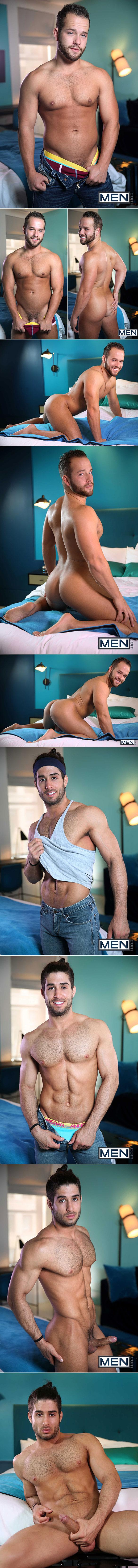 """Men.com: Diego Sans pounds Luke Adams in """"Serial Fucker, Part 3"""""""