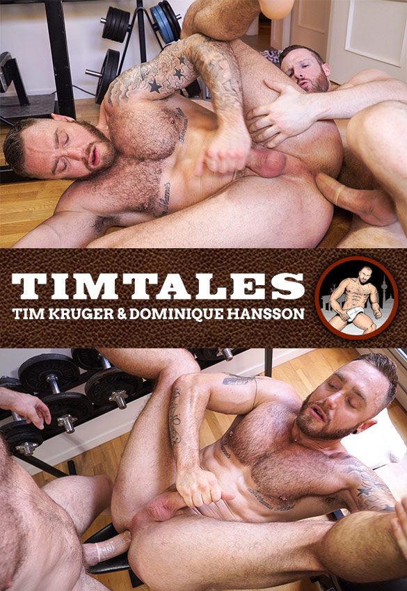 TimTales: Tim Kruger fucks Dominique Hansson