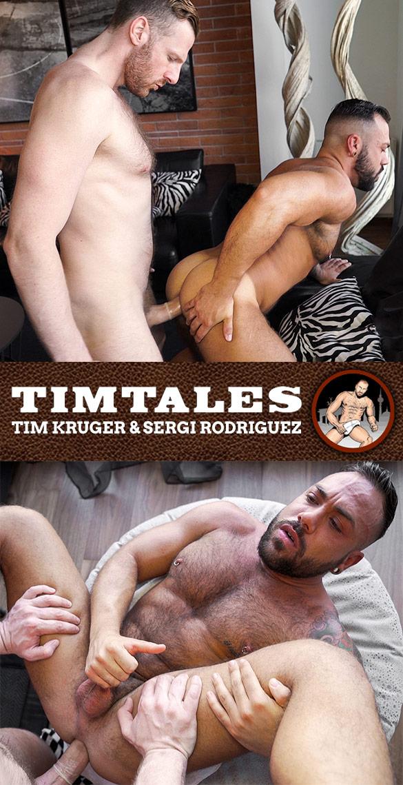 TimTales: Tim Kruger bangs Sergi Rodriguez