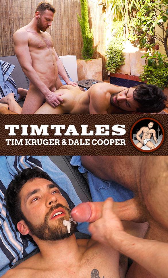 TimTales: Tim Kruger fucks Dale Cooper