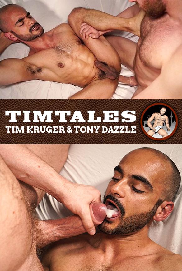 TimTales: Tim Kruger fucks Tony Dazzle