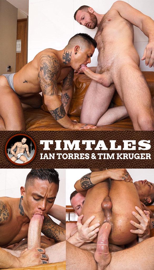 TimTales: Tim Kruger bangs Ian Torres