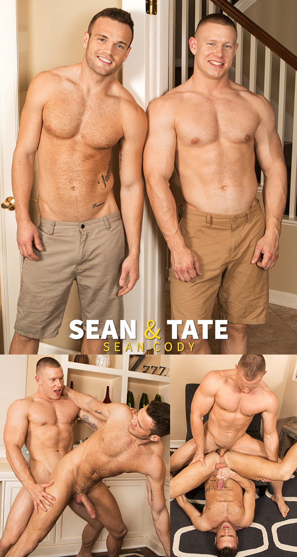 Sean Cody: Tate fucks Sean bareback