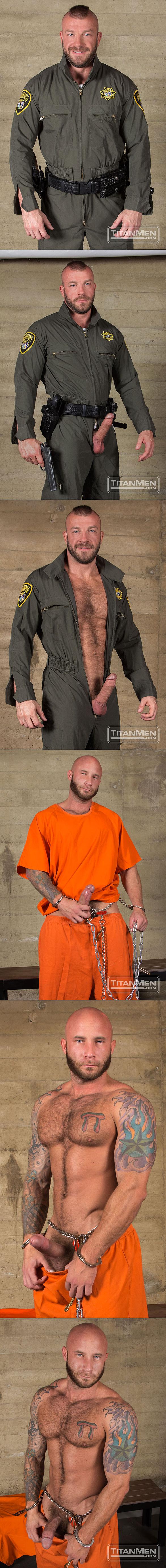 TitanMen: Hunter Marx bangs Drake Jaden