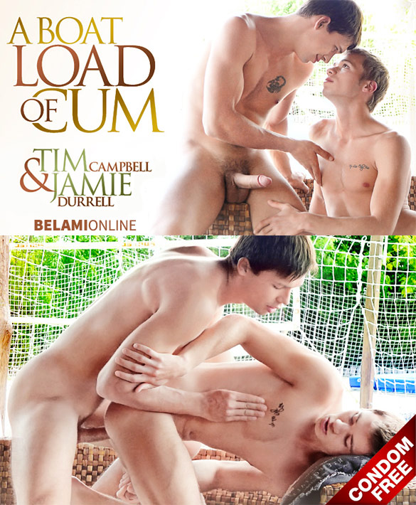 BelAmi: Tim Campbell fucks Jamie Durrell raw