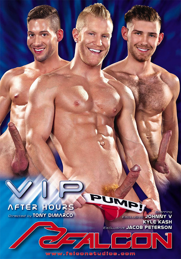 "NakedSword: Falcon Studios' ""VIP - After Hours"""