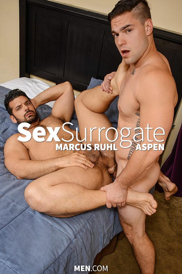 Sex surrogate bareback
