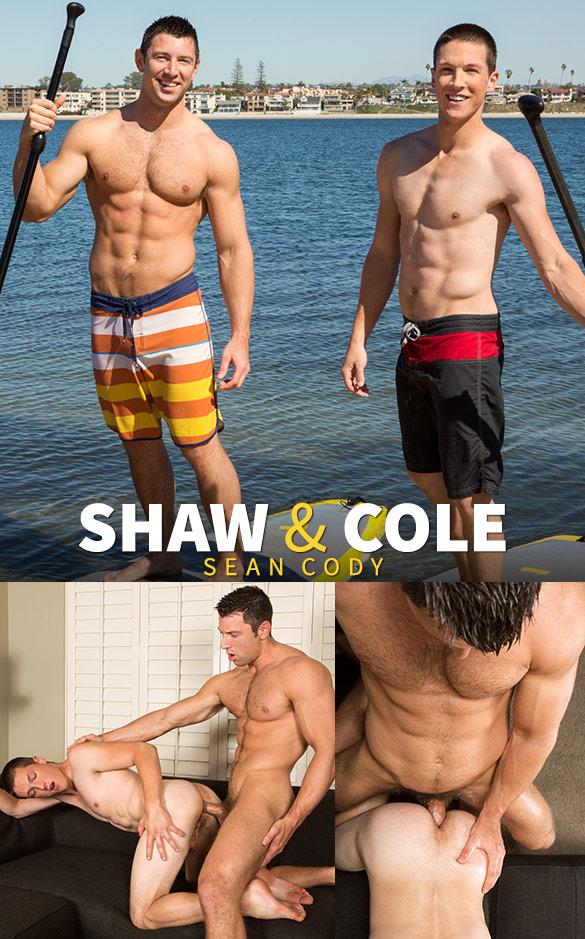 Sean Cody: Shaw fucks Cole raw