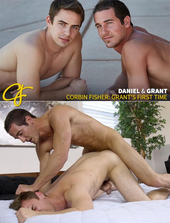 Corbin Fisher: Grant barebacks Daniel