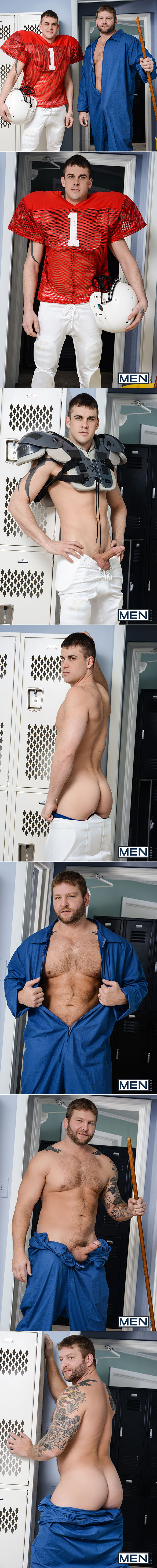 "Men.com: Colby Jansen botoms for Darin Silvers in ""Janitor's Closet, Part 3"""