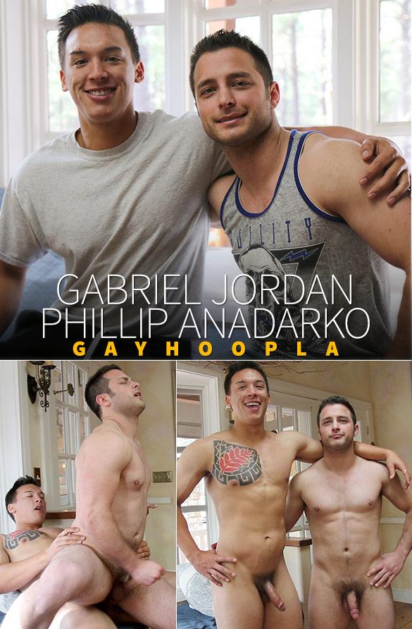 GayHoopla: Gabriel Jordan fucks Phillip Anadarko