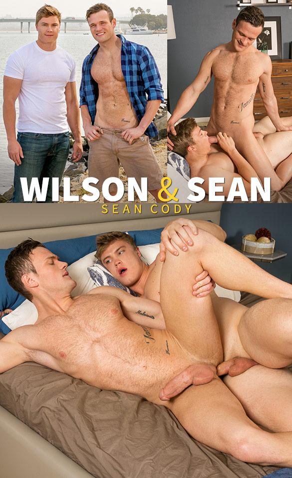 Sean Cody: Wilson fucks Sean bareback
