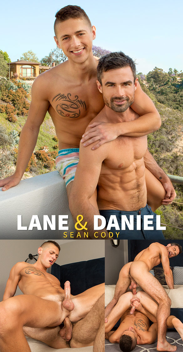 Sean Cody: Daniel pounds Lane raw
