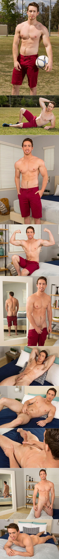 Sean Cody: Elliot busts a nut