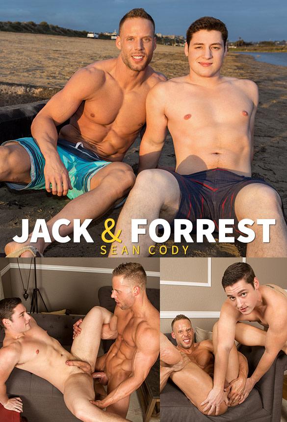 Sean Cody: Jack creampies Forrest