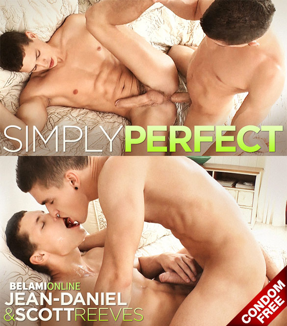 BelAmi: Scott Reeves bangs Jean-Daniel raw