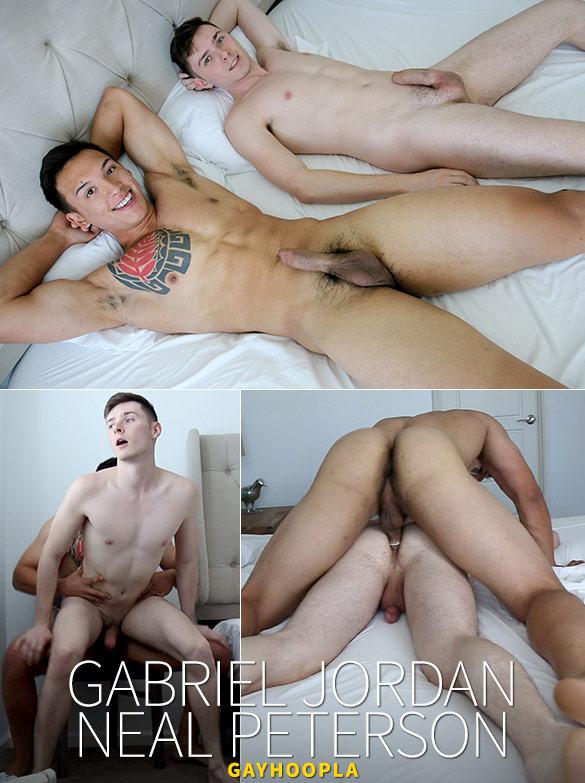 GayHoopla: Gabriel Jordan fucks Neal Peterson