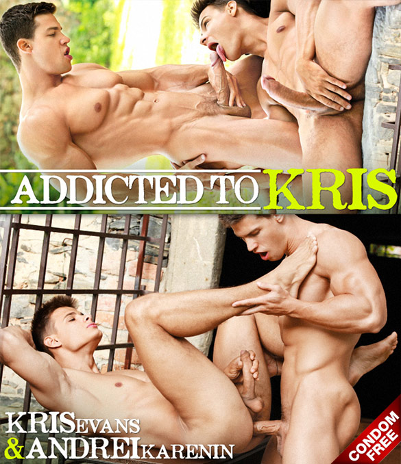 BelAmi: Kris Evans barebacks Andrei Karenin