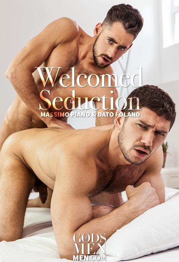"Men.com: Dato Foland and Massimo Piano flip fuck in ""Welcomed Seduction"""
