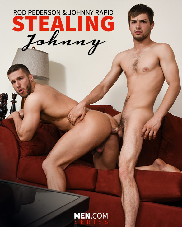 "Men.com: Johnny Rapid fucks Rod Pederson in ""Stealing Johnny, Part 2"""