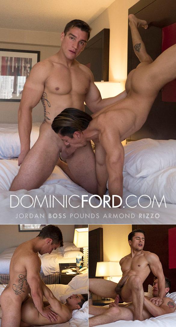 Dominic Ford: Jordan Boss pounds Armond Rizzo