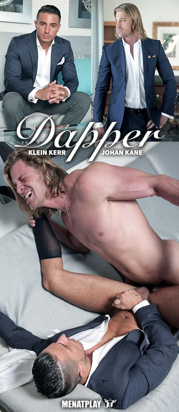 "MenAtPlay: Johan Kane fucks Klein Kerr in ""Dapper"""