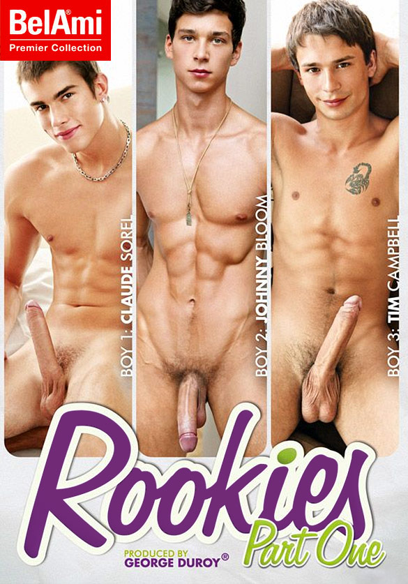 "NakedSword: Bel Ami's ""Rookies - Part One"""