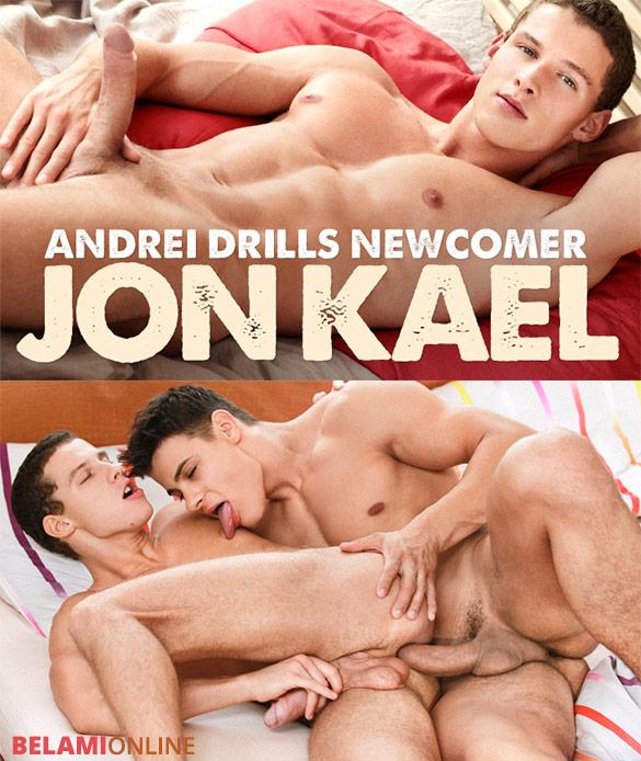 BelAmi: Andrei Karenin barebacks Jon Kael