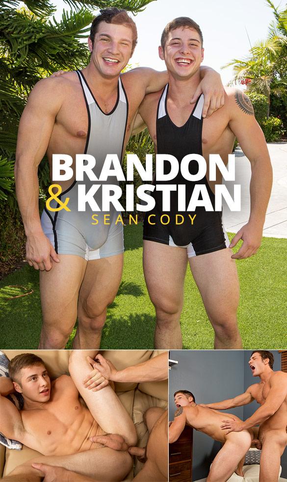 Sean Cody: Brandon bangs Kristian raw