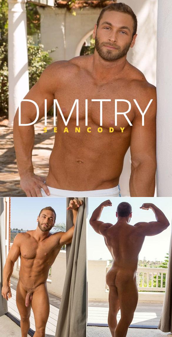 Sean Cody: Dimitry busts a nut