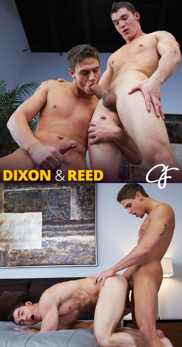 Corbin Fisher: Reed rides Dixon bareback