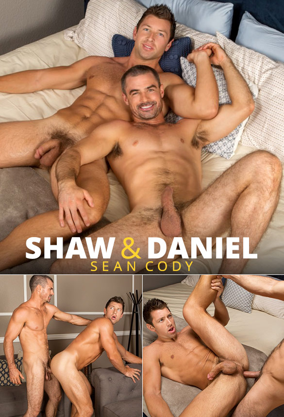 Sean Cody: Daniel pounds Shaw raw