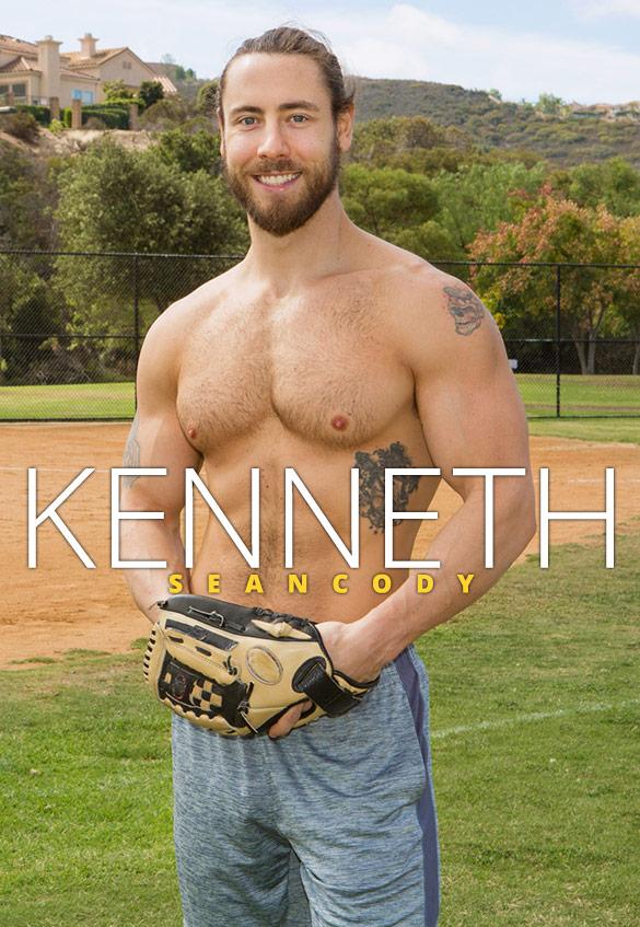 Sean Cody: Kenneth busts a nut