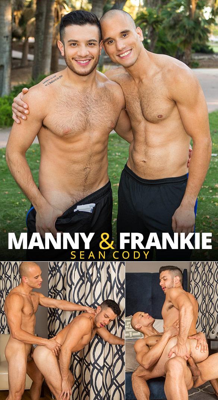 Sean Cody: Frankie pounds Manny bareback
