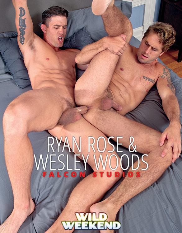 "Falcon Studios: Ryan Rose fucks Wesley Woods in ""Wild Weekend - Part 2"""