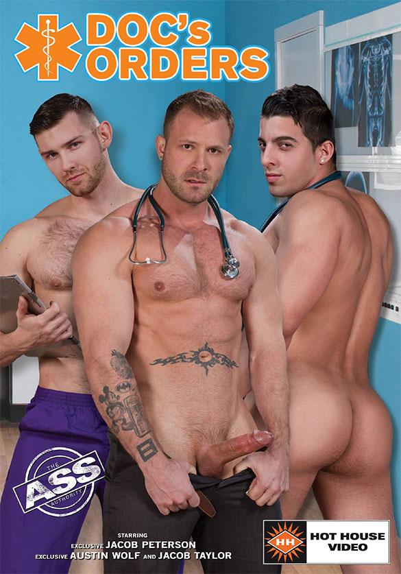 "NakedSword: Hot House Video's ""Doc's Orders"""