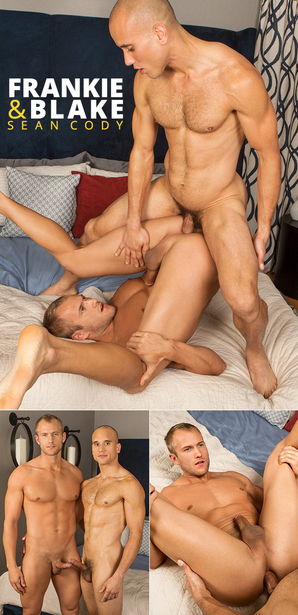 Sean Cody: Frankie pounds Blake raw