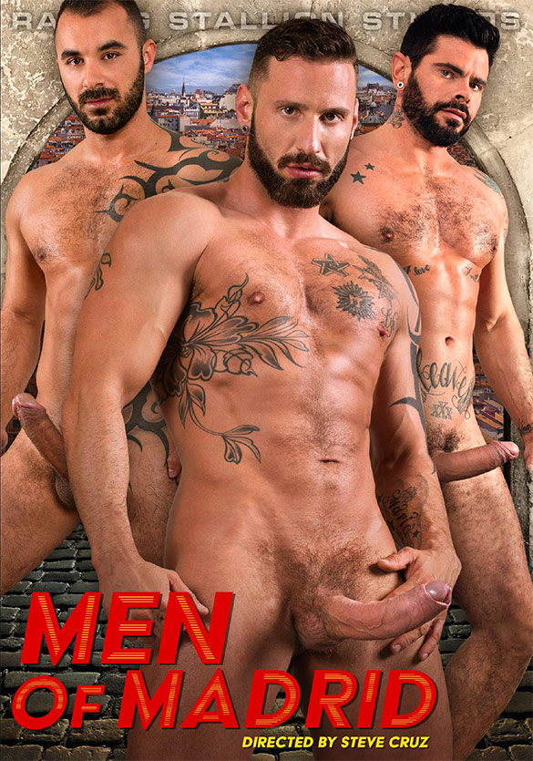 "NakedSword: Raging Stallion's ""Men of Madrid"""