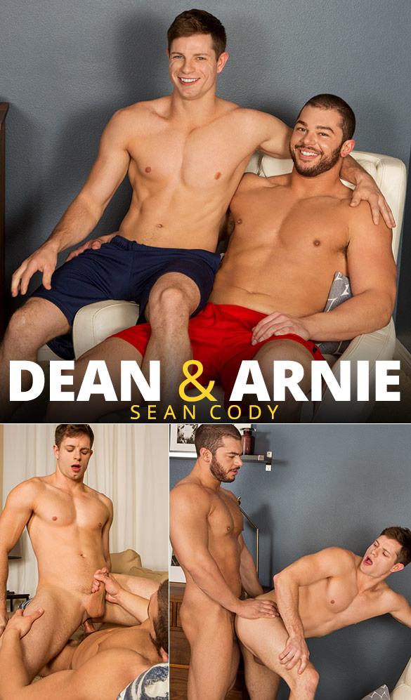 Sean Cody: Arnie creampies Dean