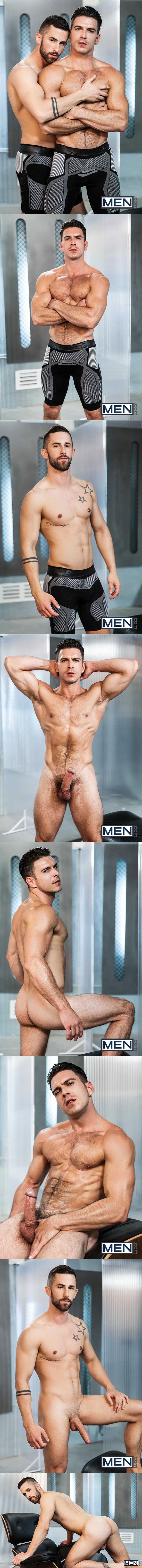 "Men.com: Paddy O'Brian fucks Sunny Colucci in ""Ex-Machina: A Gay XXX Parody, Part 2"""