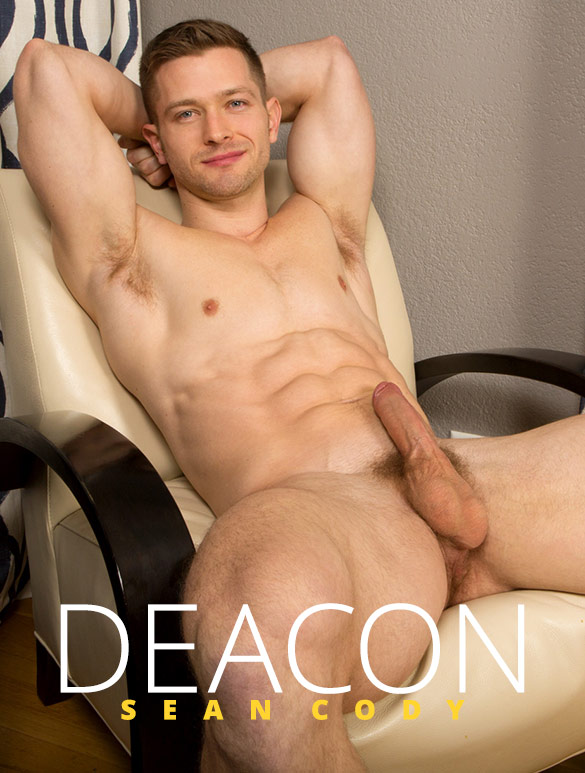 Sean Cody: Deacon rubs one out