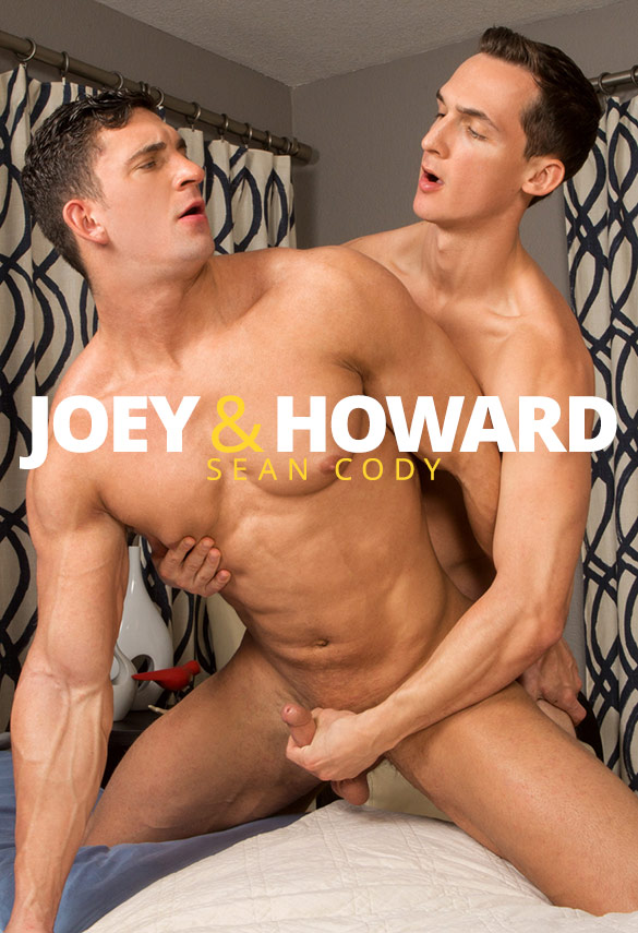 Sean Cody: Howard barebacks Joey