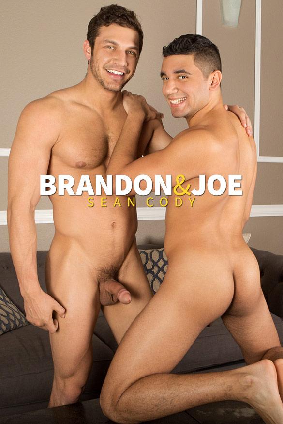 Sean Cody: Brandon bangs Joe raw