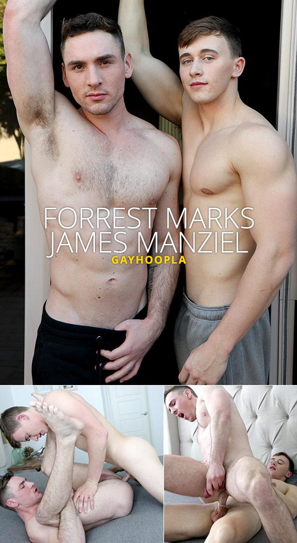 GayHoopla: James Manziel fucks Forrest Marks