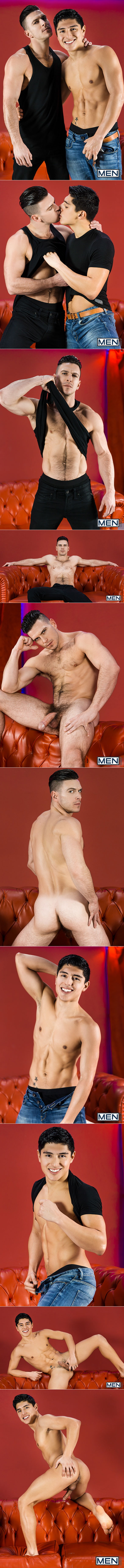 "Men.com: Ken Summers gets fucked by Paddy O'Brian and his thick cock in ""Satisfied"""